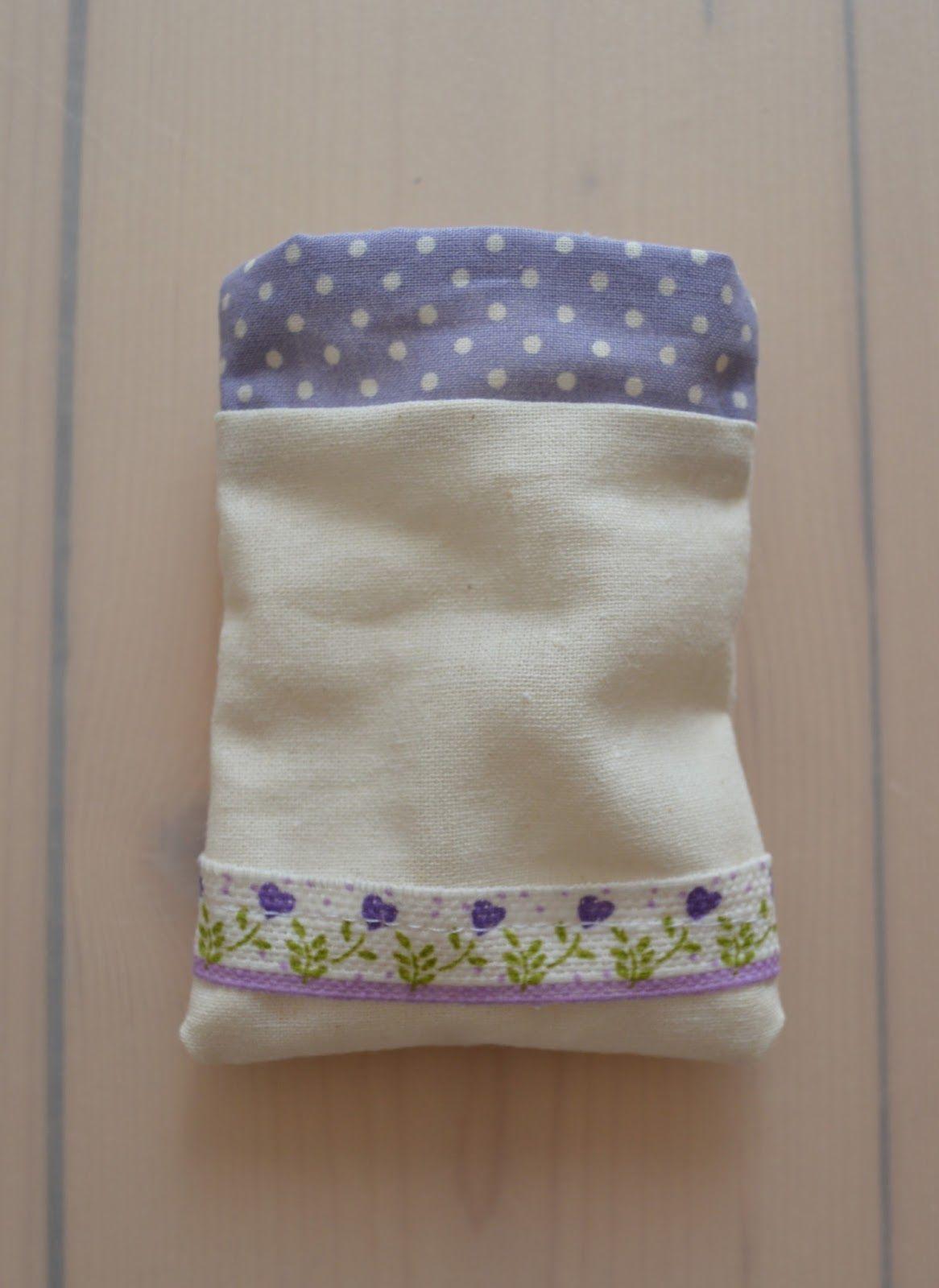 Diy Lavendelsäckchen Nähen Hier Findet Ihr Eine Einfache