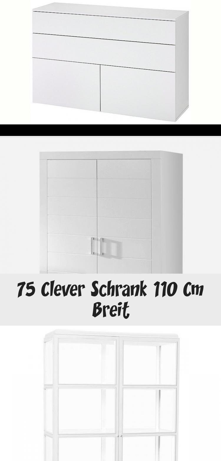 75 Clever Schrank 110 Cm Breit Schrank Mit Spiegel Schrank Vitrine Weiss