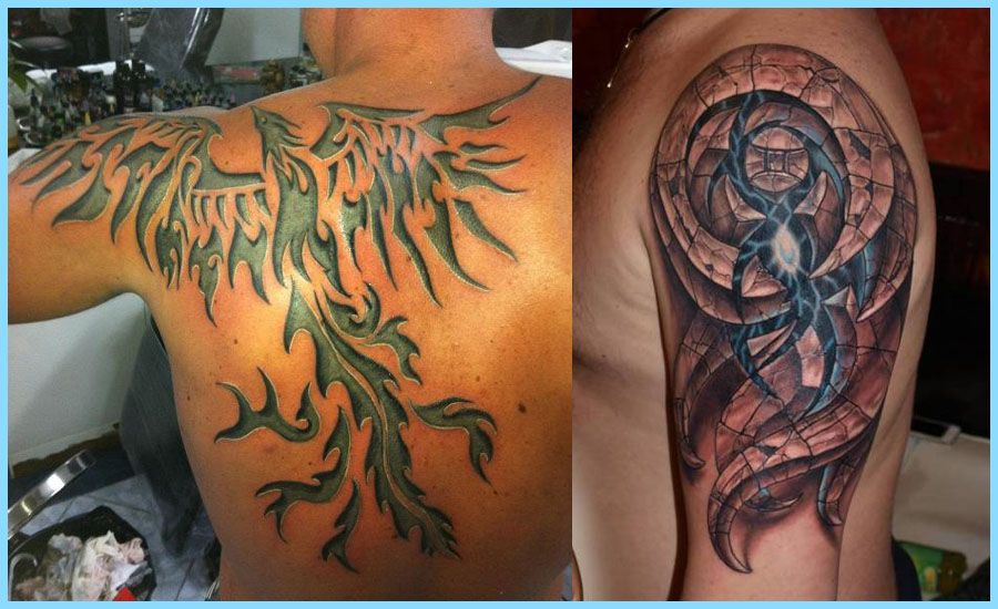 Best 3d Tribal Tattoos Best Tattoos In The World 3d Tribal Tattoo Cool Tattoos For Guys Tribal Tattoos For Women