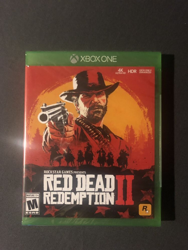 Red Dead Redemption 2 - Standard Edition (Microsoft Xbox One, 2018