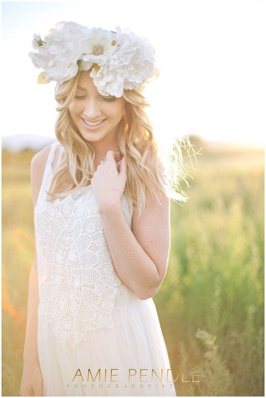 Dress blonde outside photography #14