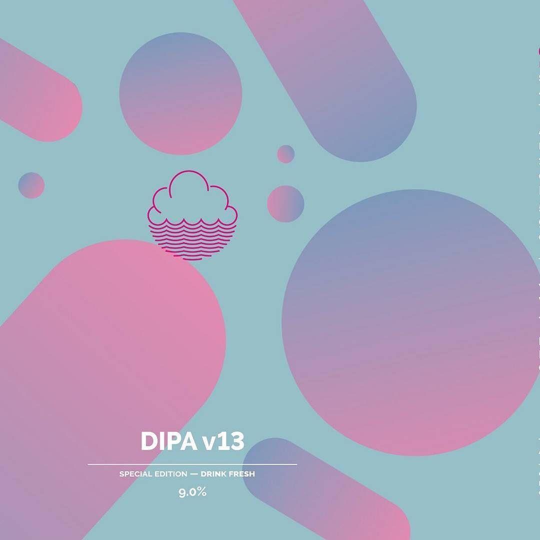 DIPA v13 @cloudwaterbrew now on keg for growler fills