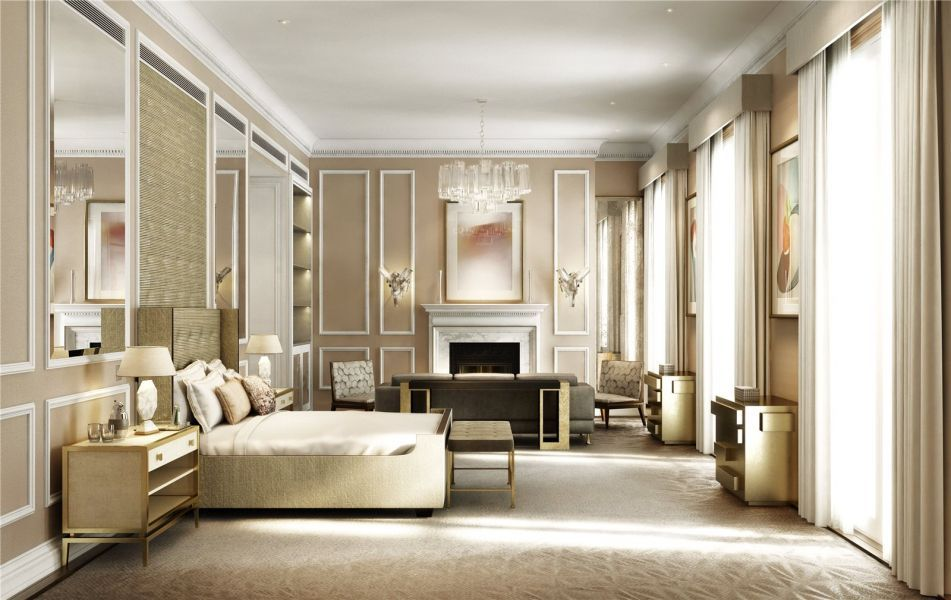 Room Decor Ideas Made A Selection Of 10 Bedroom Designs By Katharine Pooley  You Need To Know To Get A Luxury Interior Design With A Beautiful And  Stunning ...