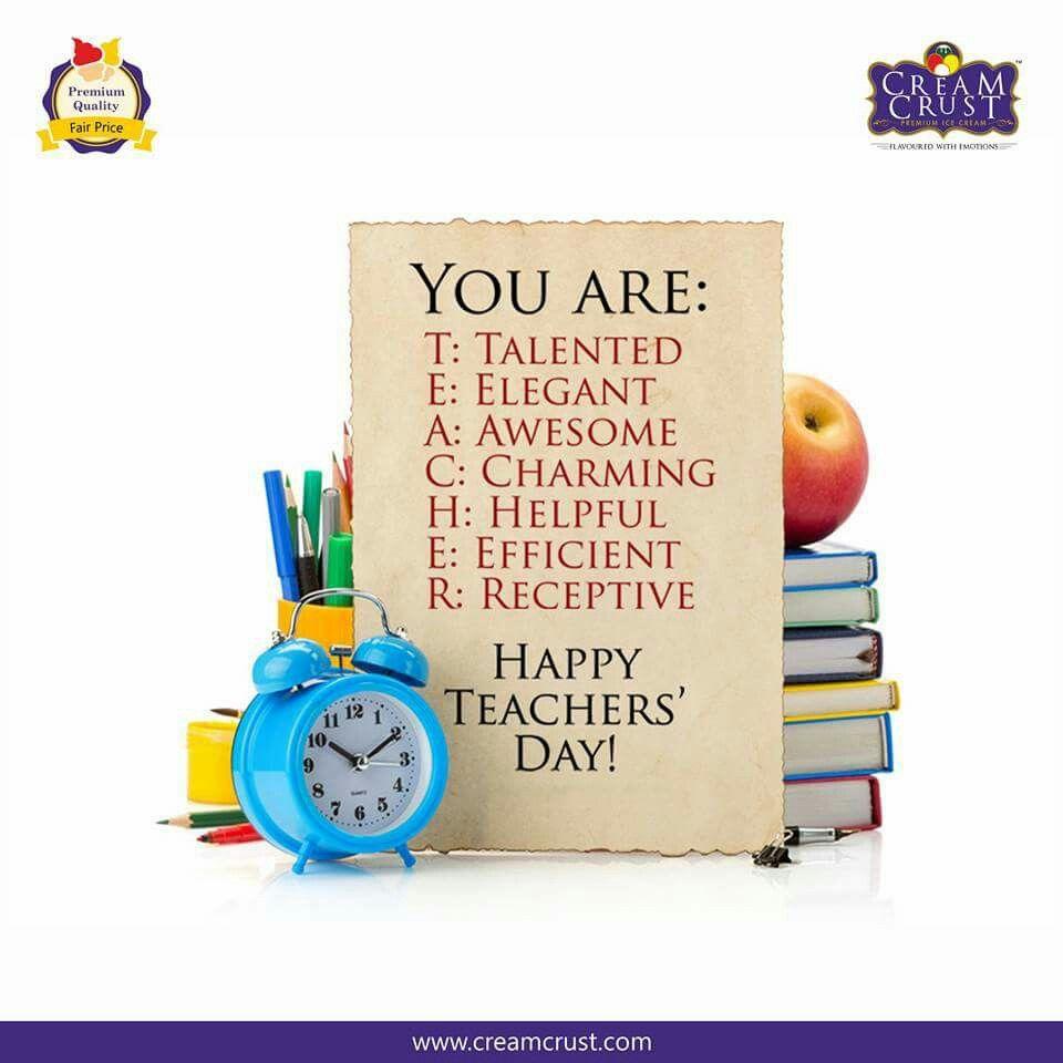 Happy Teacher S Day To All Teachers Day Greetings Birthday