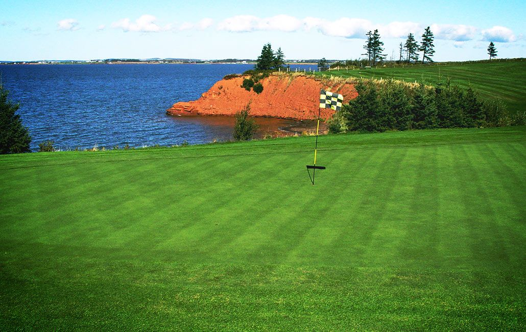 10+ 9 hole golf course burlington information