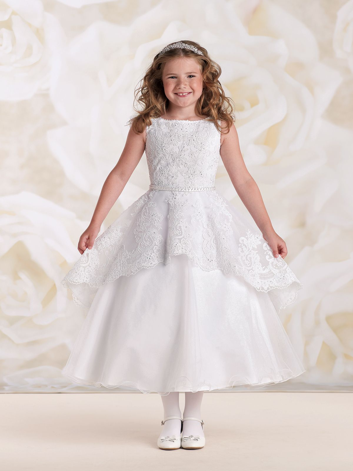 ee1fbe3bef7 Joan Calabrese Flower Girl Dresses