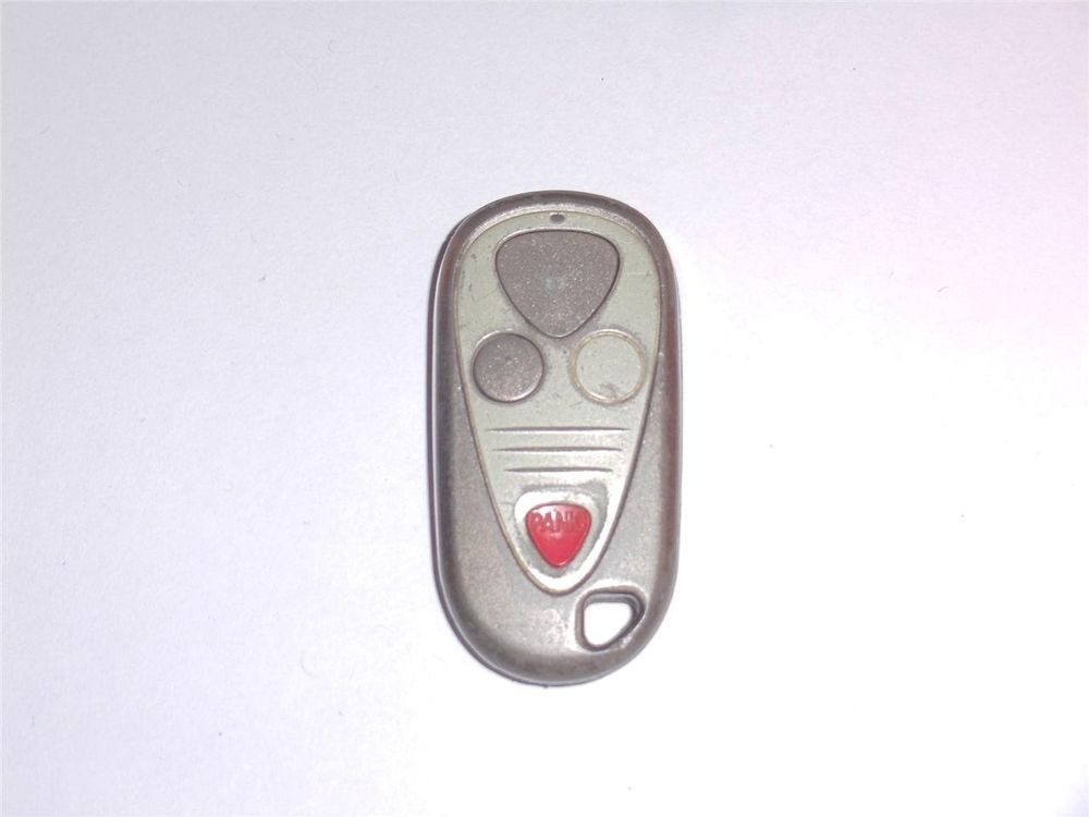 Acura keyless entry remote fob 3 button control