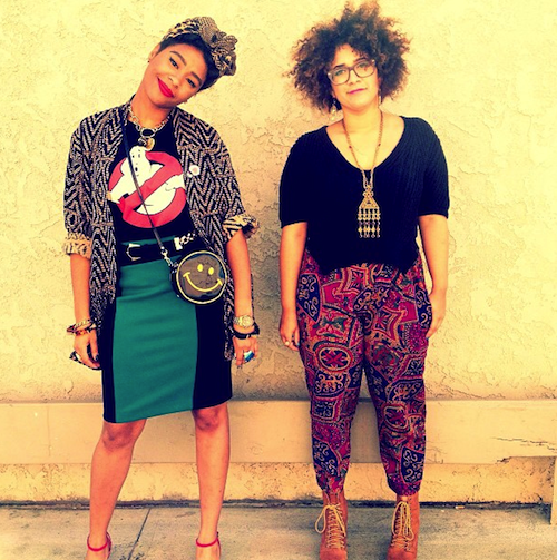 Style Kym In California Black Girl Fashion Hipster Outfits Style