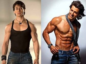 Tiger shroff and hrithik roshan dance, Tiger and hrithik