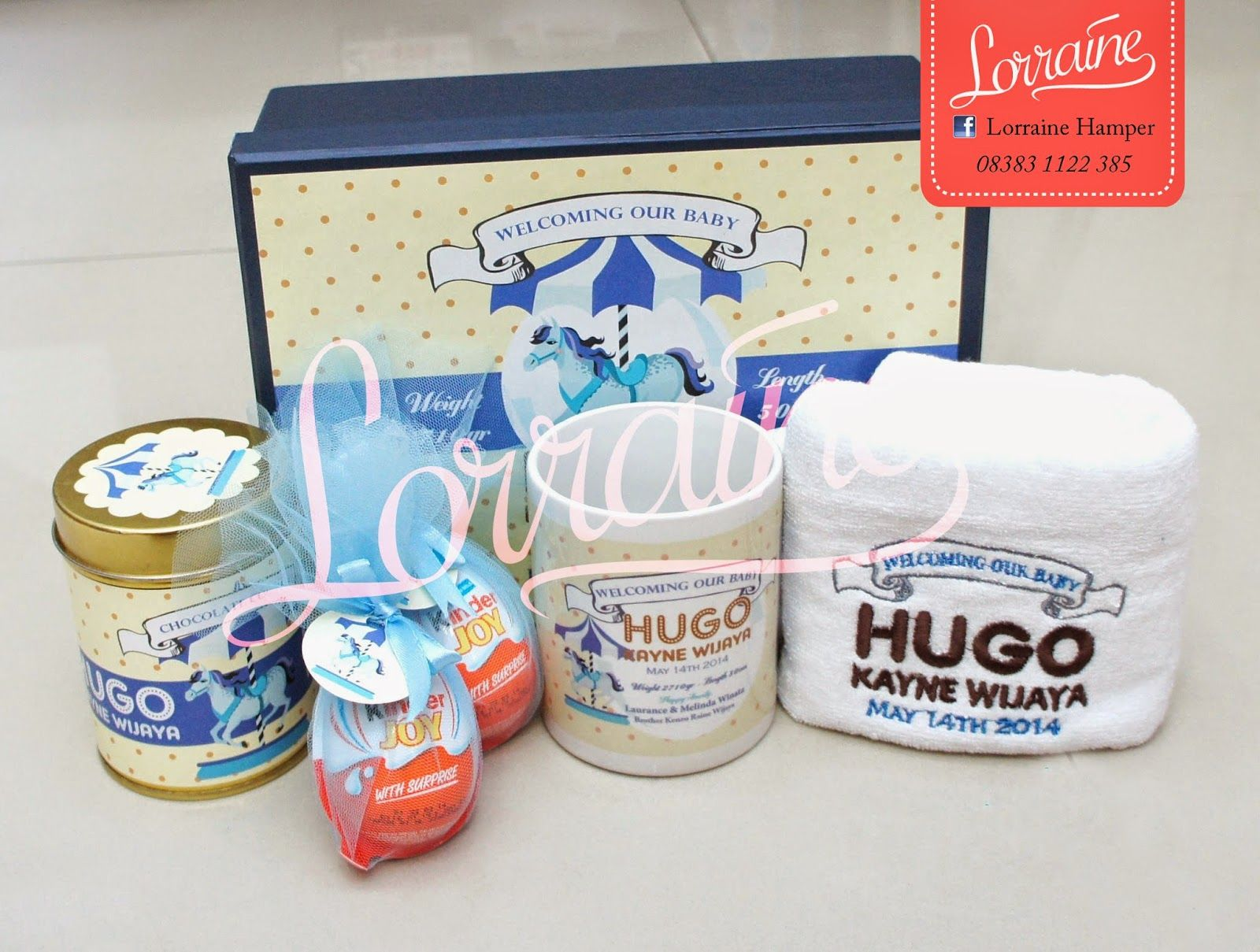 lorraine souvenir and hamper june   kids party printables  - hamper