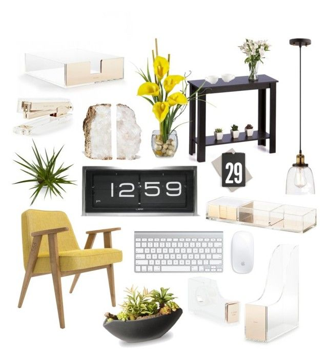 """29th"" by cherieaustin ❤ liked on Polyvore featuring interior, interiors, interior design, home, home decor, interior decorating, LEFF Amsterdam, Tom Pigeon, National Tree Company and Villeroy & Boch"