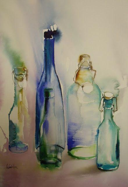 Atelier De La Petite Mer Avec Images Peintures A L Aquarelle