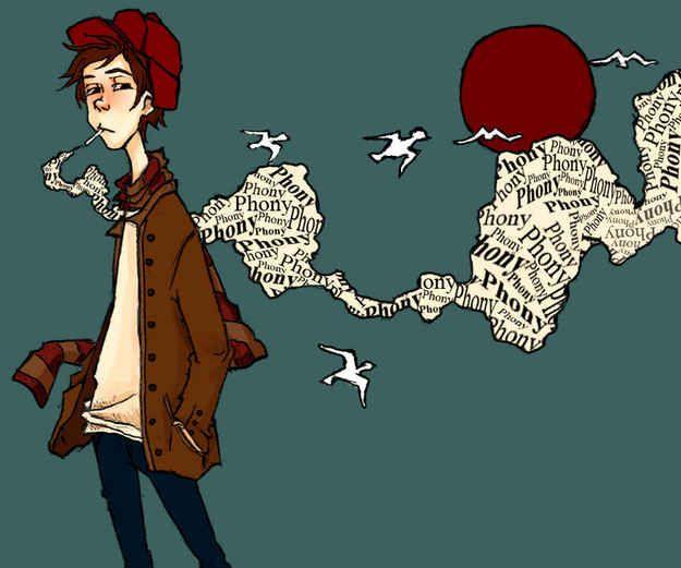 Salinger Girl Character