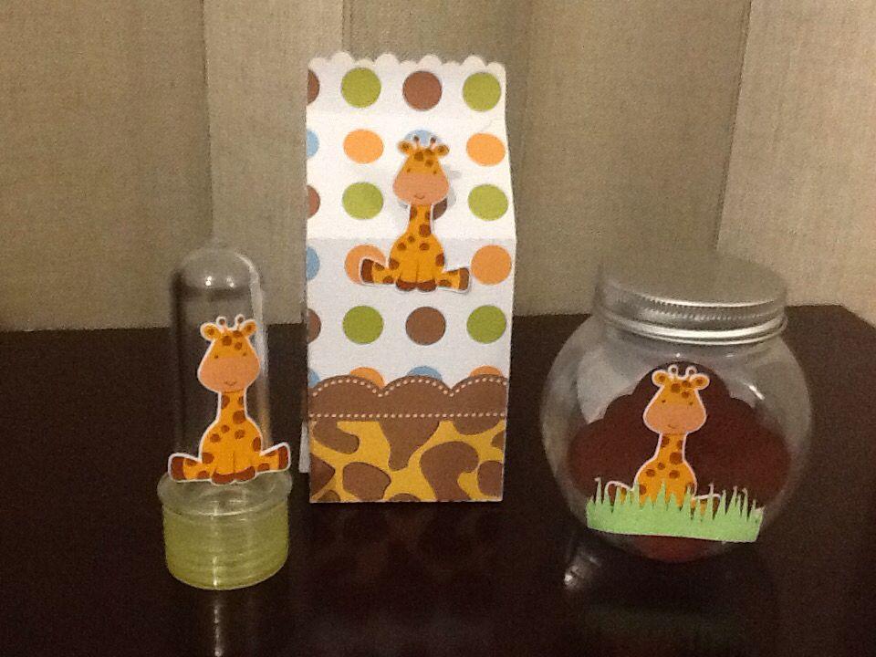 Festa girafinha