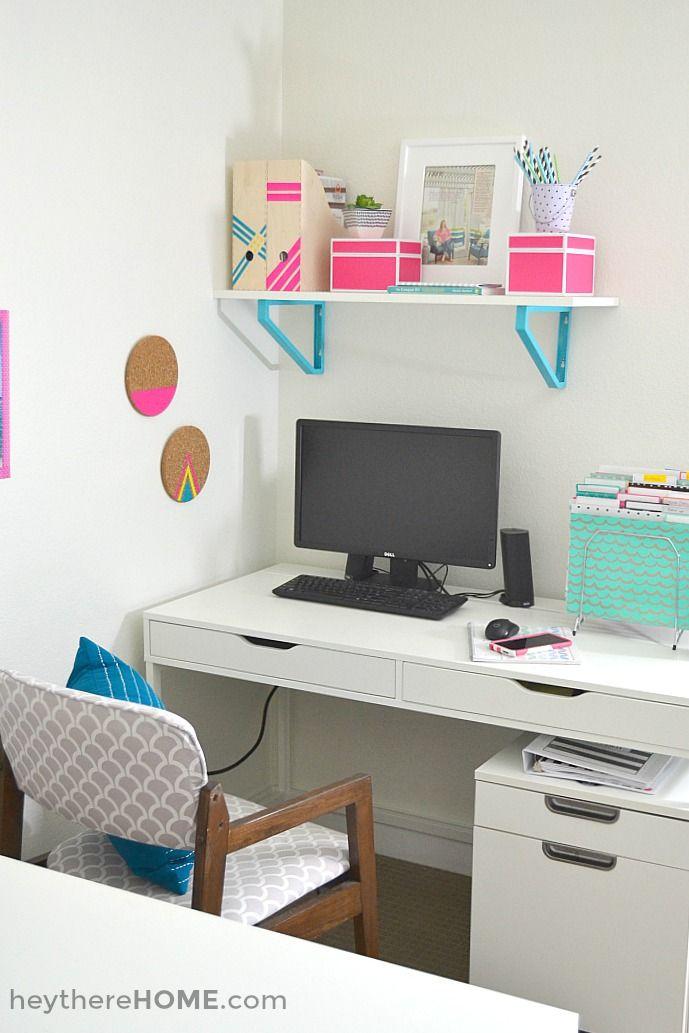 hey home office overhalul. Room Reveals -Hey There, Home Hey Office Overhalul Pinterest