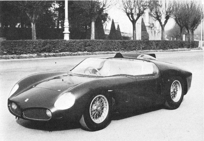 1961 DINO 246SP
