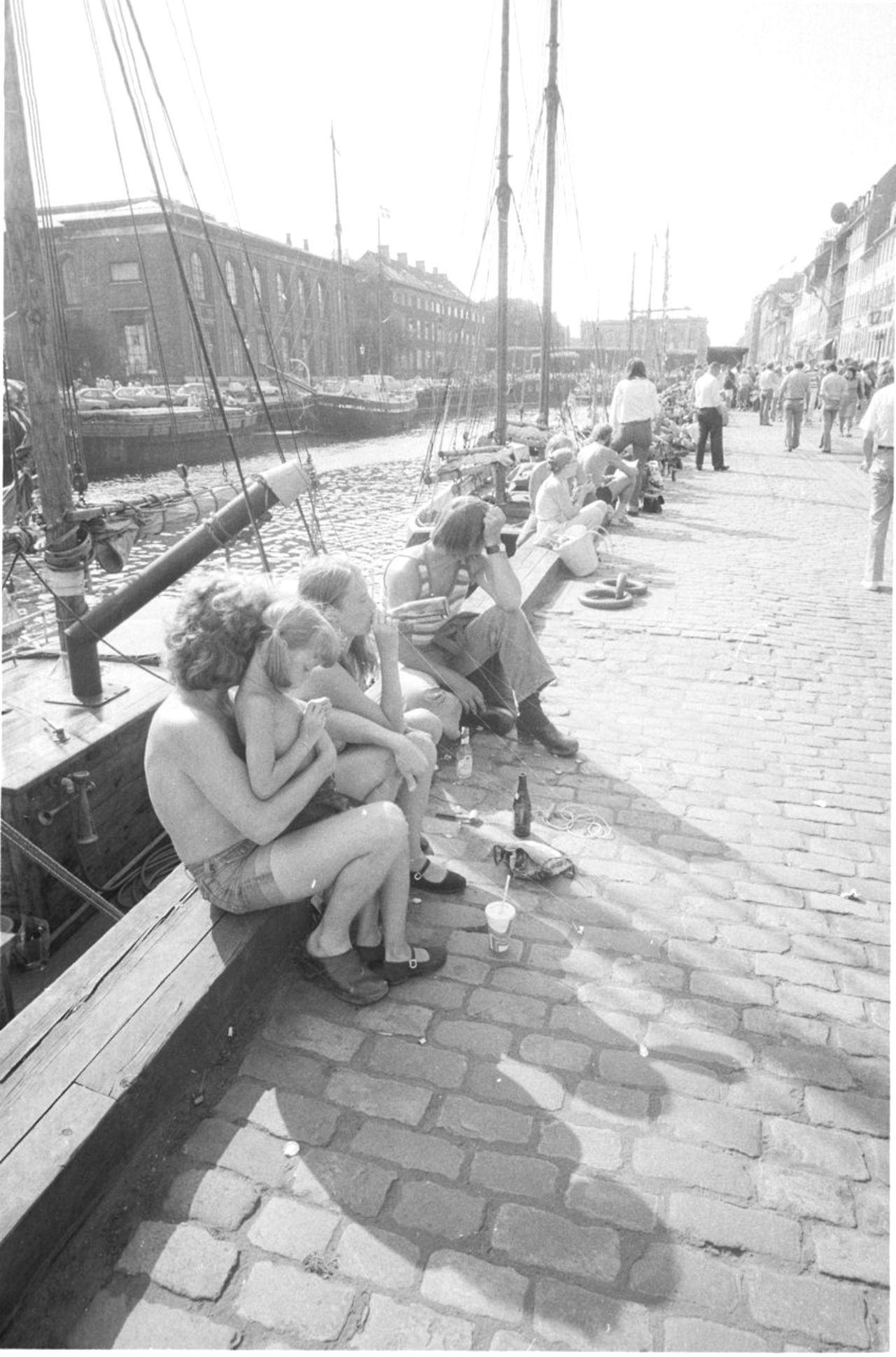 Herlige billeder: Sol og sommer i gamle dage i København - Byliv | www.aok.dk