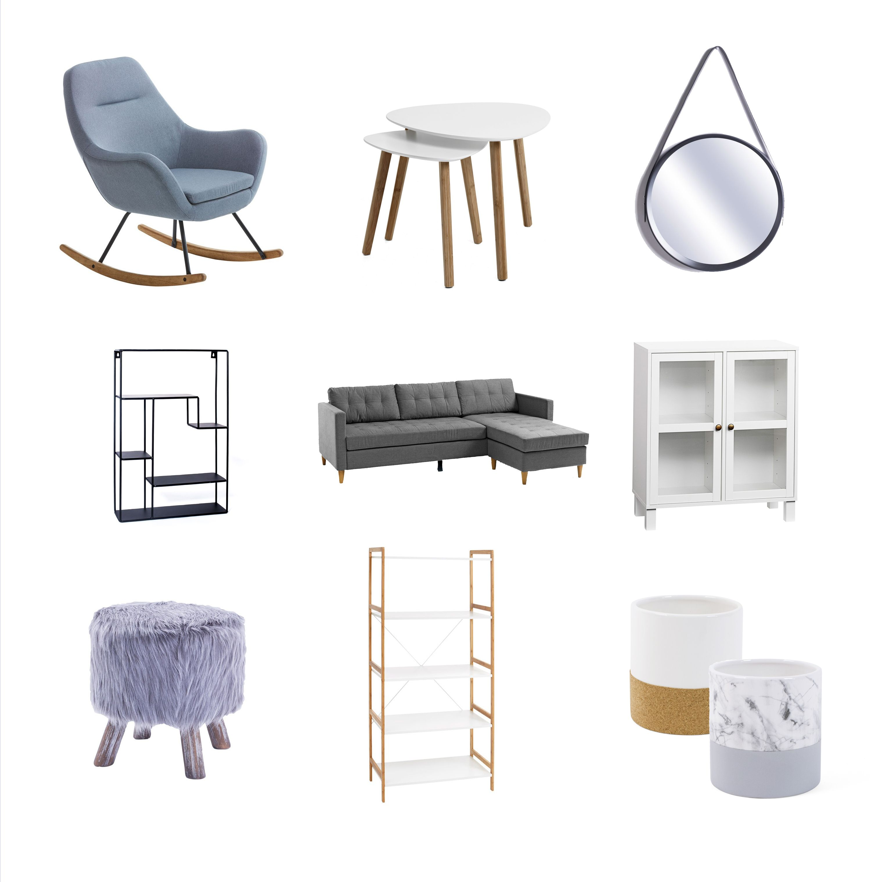 Our scandinavian designed selection is appealing in its modern