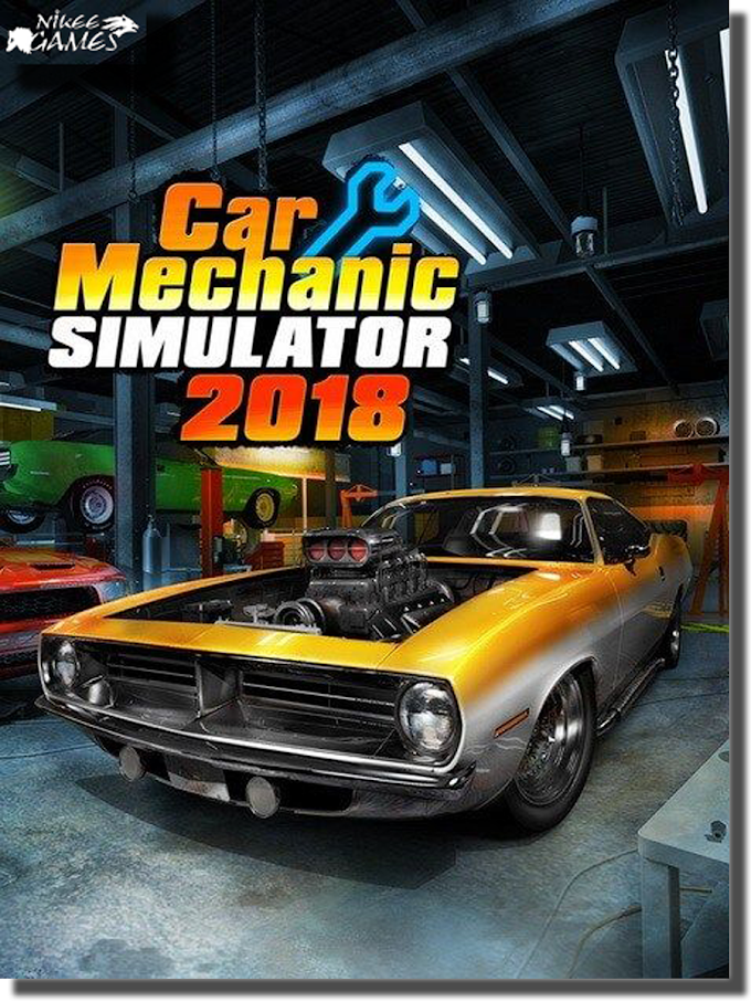 Car Mechanic Simulator 2018 Ford Download For PC | PC Games