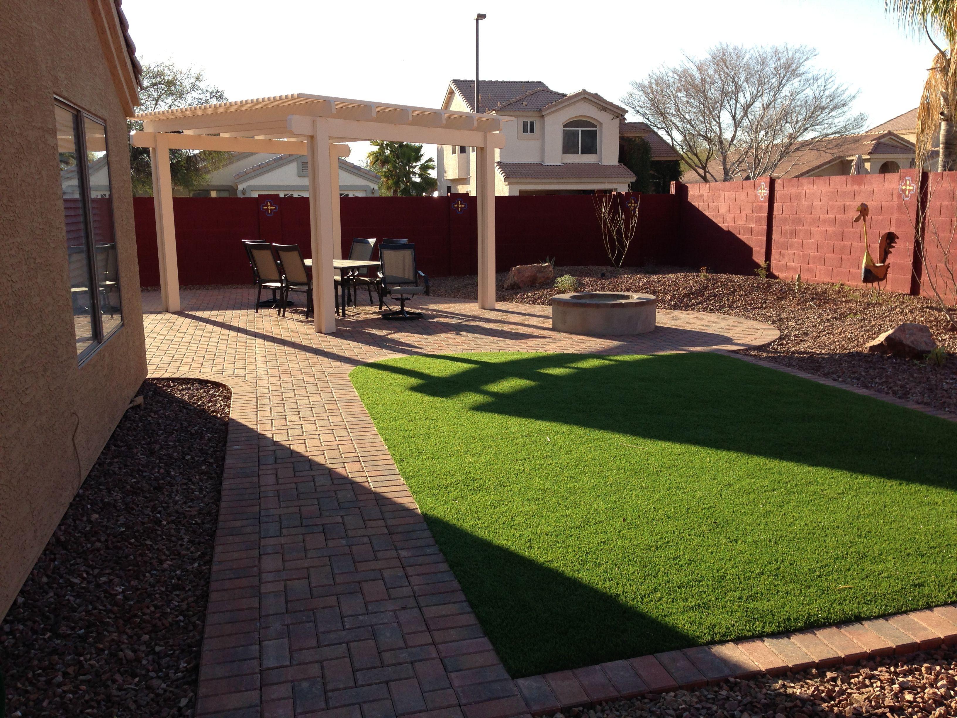 Backyard Ideas Phoenix Az | Zef Jam