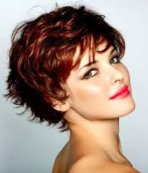 Short Hairstyles for Oval Faces and Curly Hair  SHORT HAIRCUTS