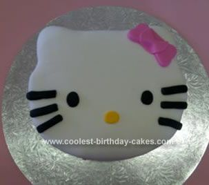 Coolest Hello Kitty Cake Freezers Homemade and The ojays