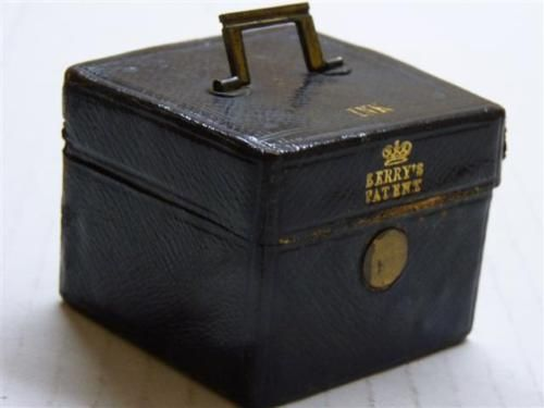 Victorian Travelling Inkwell