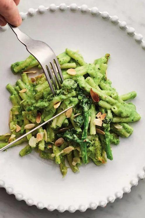 Greens Mac 'n' Cheese