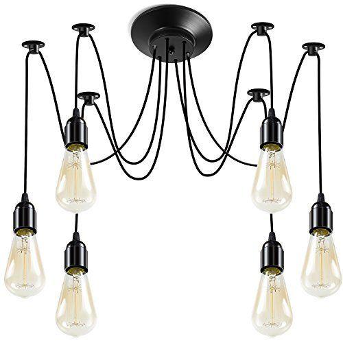 6 pcs luminaire suspension-style européen moderne ikea