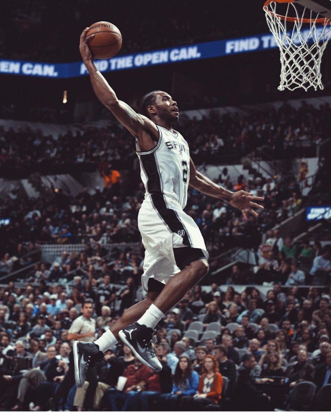 Kawhi Leonard Basketball video games, Basketball is life