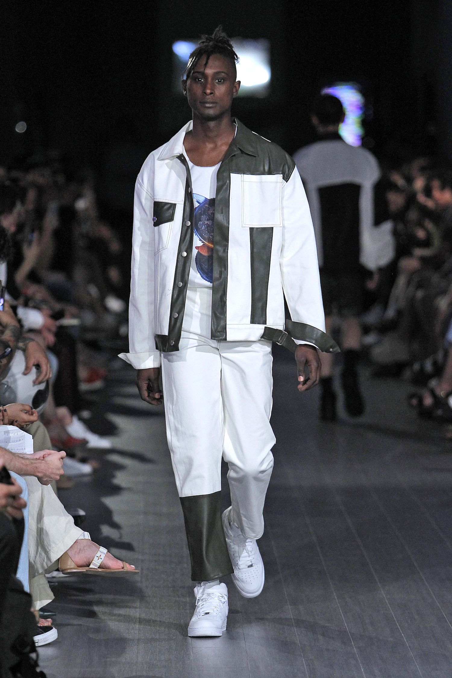 Madrid Fashion Week Shoop Spring Summer 2019 Collection Pause