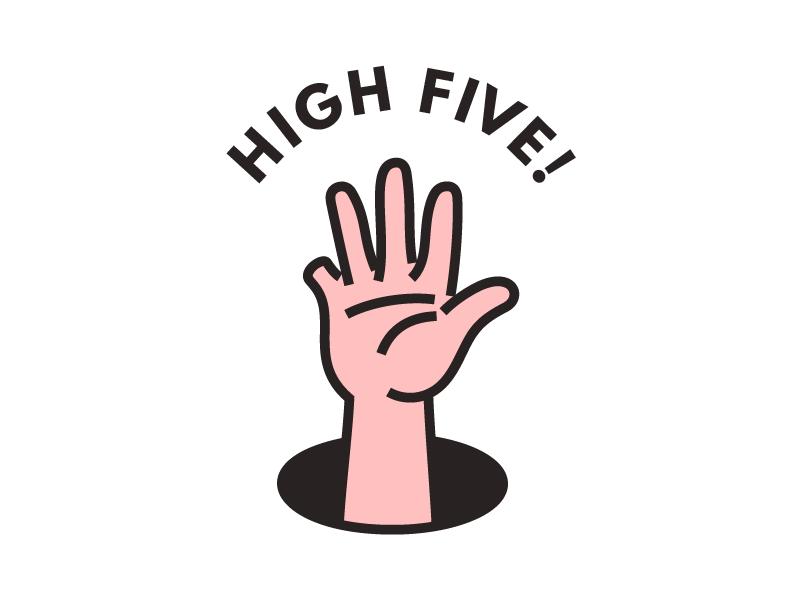 High Five High Five Core Values High