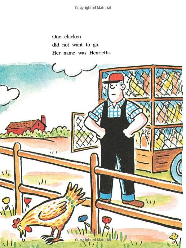 Amazon.com: Syd Hoff's Henrietta Stories (9780486800257): Syd Hoff: Books