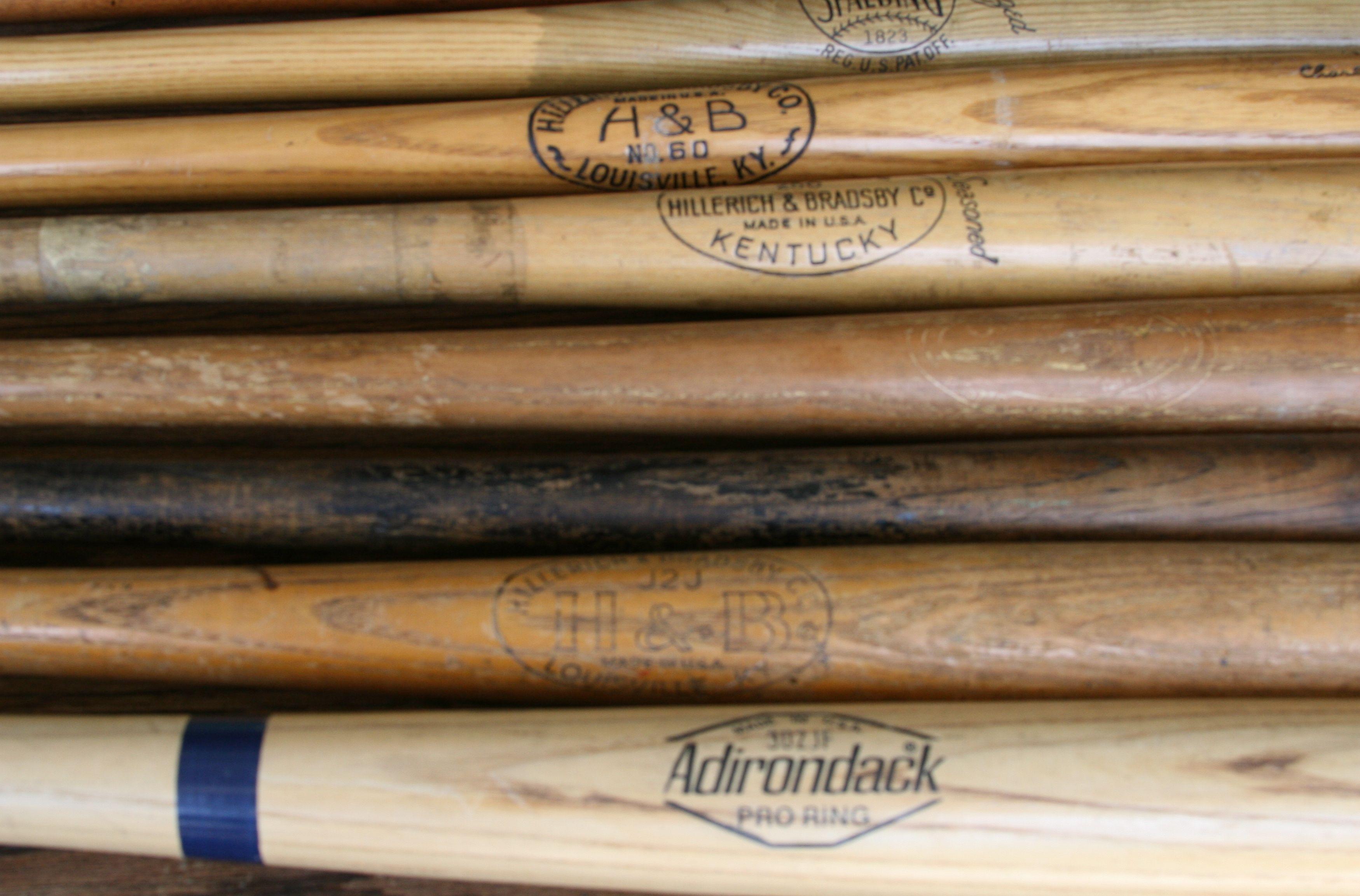 Smithsonian History Of Baseball Bat