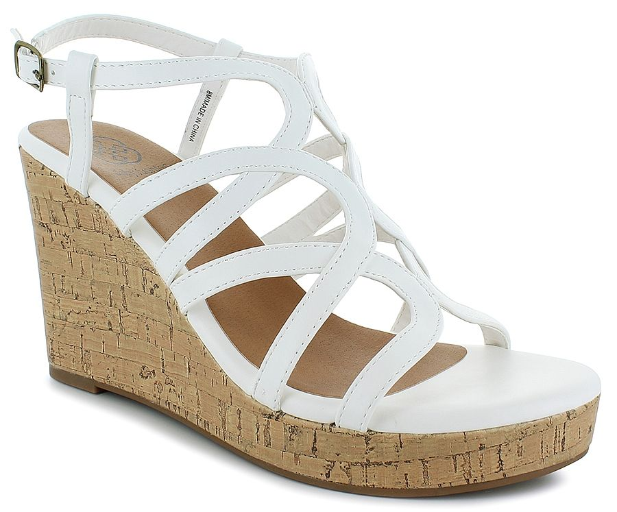 d415442ca6f7 Give your  Easter outfit a boost.  DaisyFuentes  WedgeSandals  EasterStyles   SpringSeason