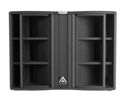 "JK18W2 - 18"" Compact subwoofer – 2000 W 