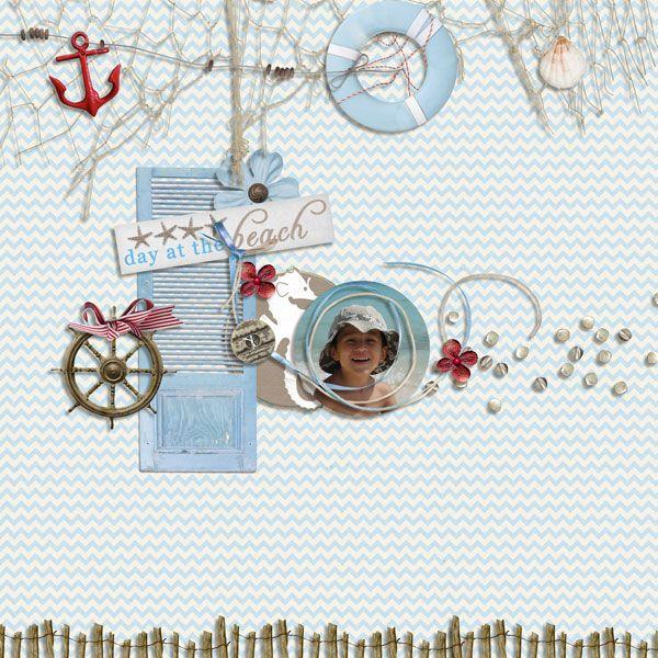 """Sail Away"" available at www.mscraps.com, www.pickleberrypop.com, and www.digitalscrapbookingstudio.com"