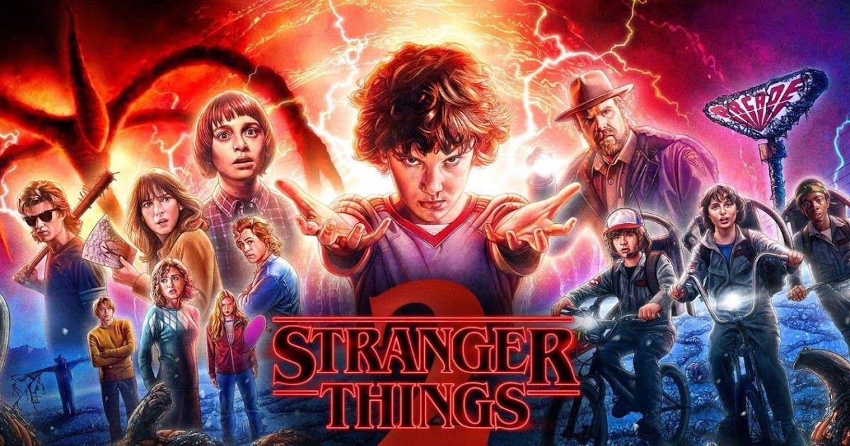 Descargar Todas Las Temporadas De Stranger Things En Hd Temp 1 2 Español Latino Series De Netflix Temporadas De Stranger Things Stranger Things Wallpaper