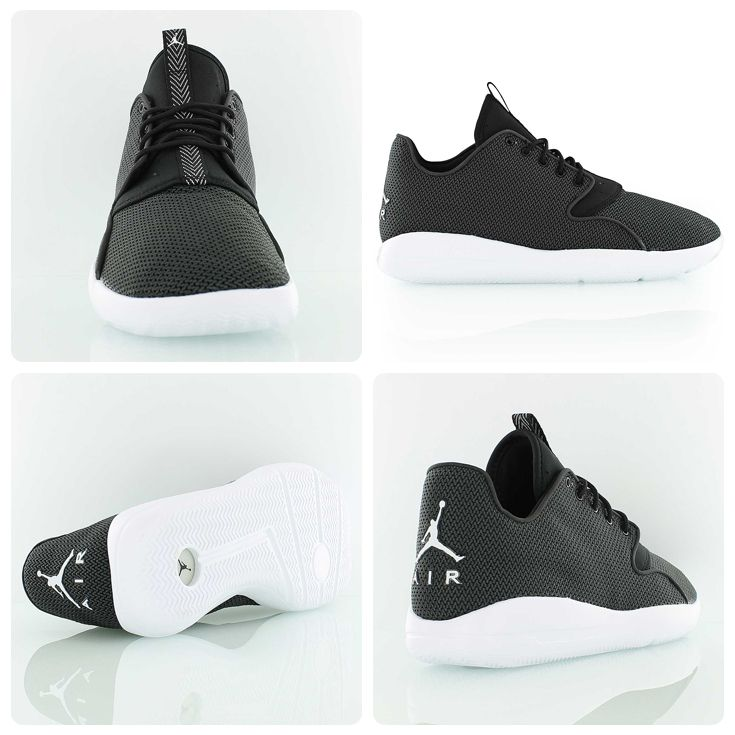 effa3e21fba1 Jordan Eclipse black white - the brand-new minimalist lifestyle silhouette  by Jordan Brand