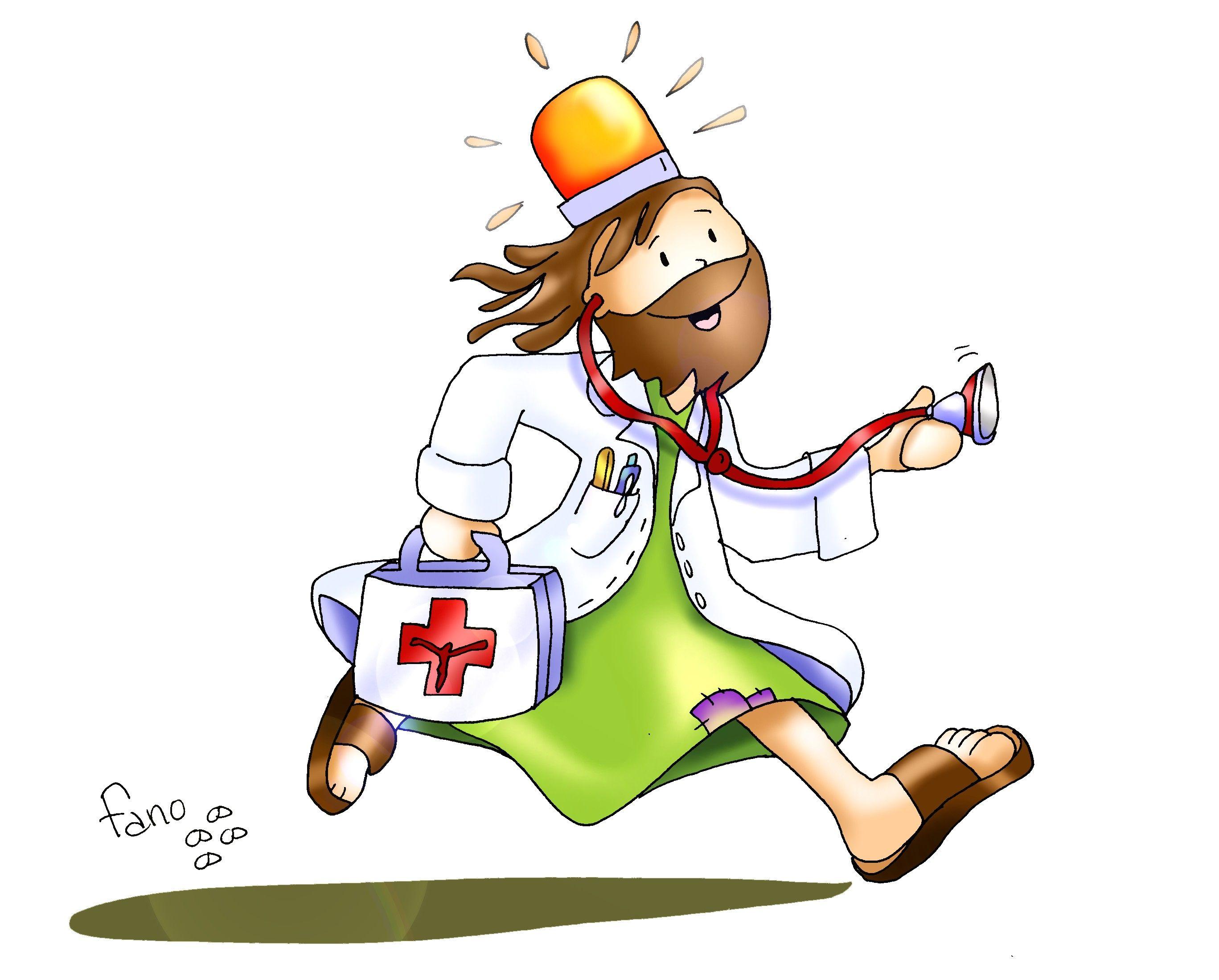 Sacerdote, sanitario del alma