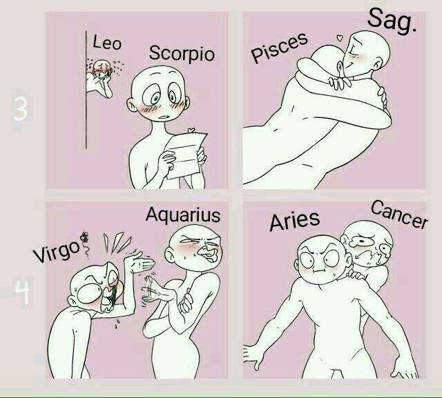 Zodiac Squad Meme Zodiac Signs Funny Zodiac Signs Scorpio Zodiac Signs Leo