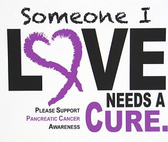 1000+ images about Pancreatic Cancer Awareness on Pinterest | The ...