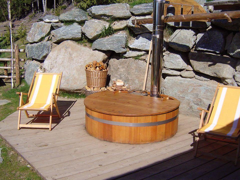 Tauchbecken Outdoor tischlerei kalchgruber badebottiche tauchbecken aus holz sowie