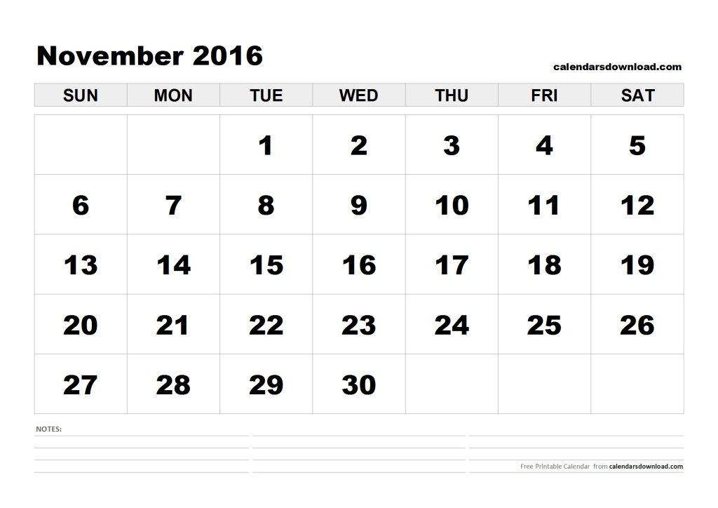 Pin By Jasmeet Kaur On November 2016 Calendar August Calendar