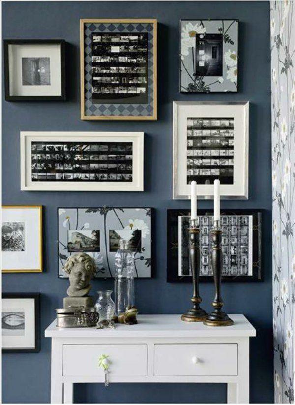 Familienfotos Idee - zeigen Sie alles an Ihren Wänden   Fotos Bilder ...