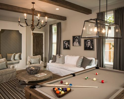 I Love This Pool Table Living Room Set Up Pool Table