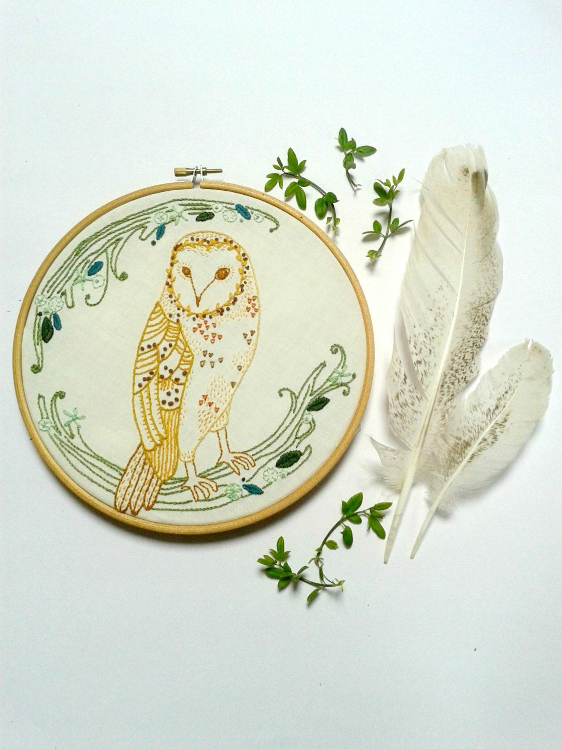Barn owl embroidery pattern pdf diy wall art needle work owl barn owl embroidery pattern pdf diy wall art needle work owl pattern home decor embroidery wall art owl embroidery hoop art bankloansurffo Image collections