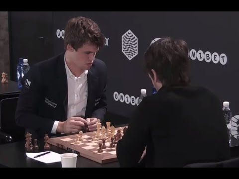 Carlsen\u0027s amazing exchange sacrifice !!! (World Rapid Chess - chess score sheet