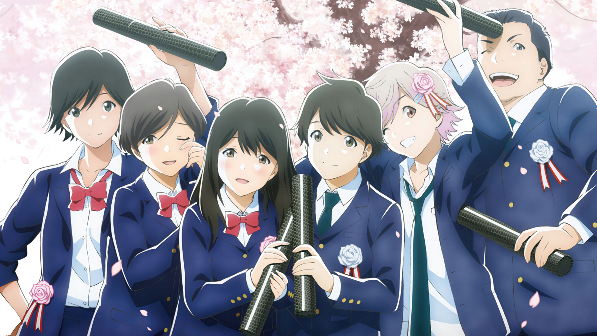 A look at 10 NonSequel Anime from Spring 2017 Animasi
