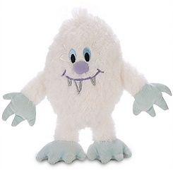 Yeti plush from Disney's Animal Kingdom (Expedition Everest ride!) I HAVE HIM!